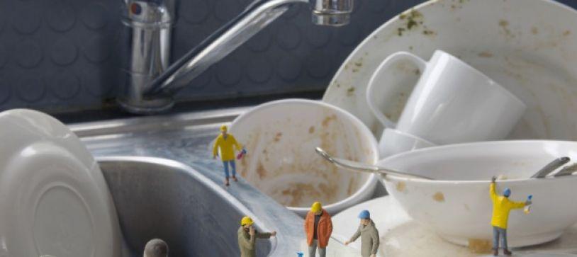 Risparmiare acqua ed energia con la lavastoviglie