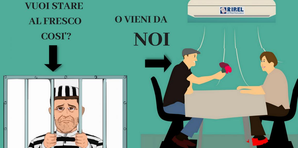I CONDIZIONATORI A POMPA DI CALORE, SONO LA STRADA PER FUTURO