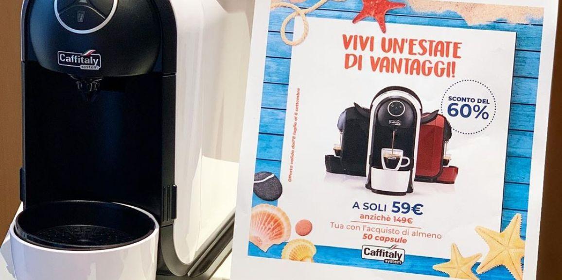PROMOZIONE CAFFITALY CLIO S21