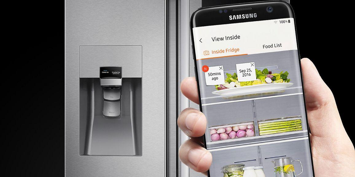 Frigoriferi del futuro? La novità introdotta da Samsung