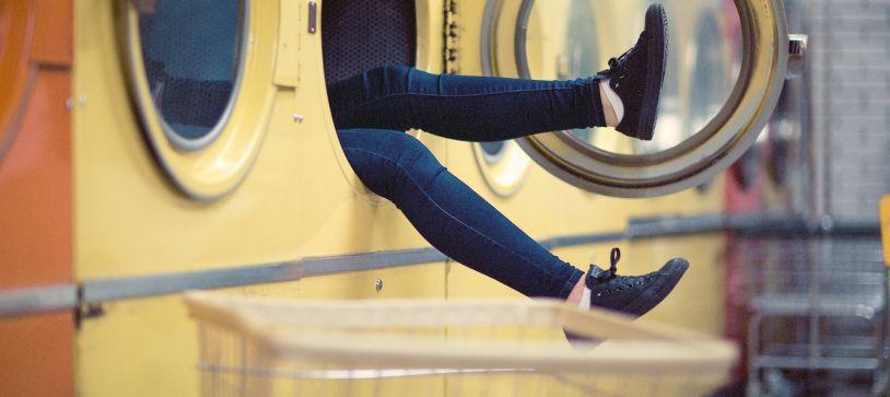 Pulizia e cura della lavatrice